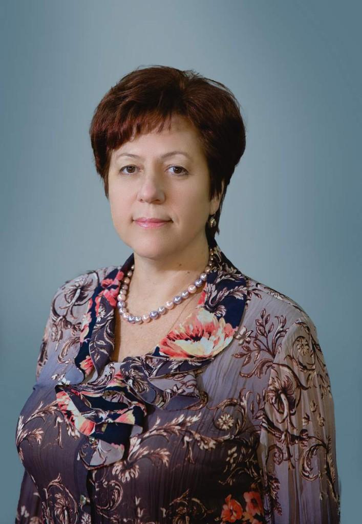 Аничина Елена Борисовна учитель биологии