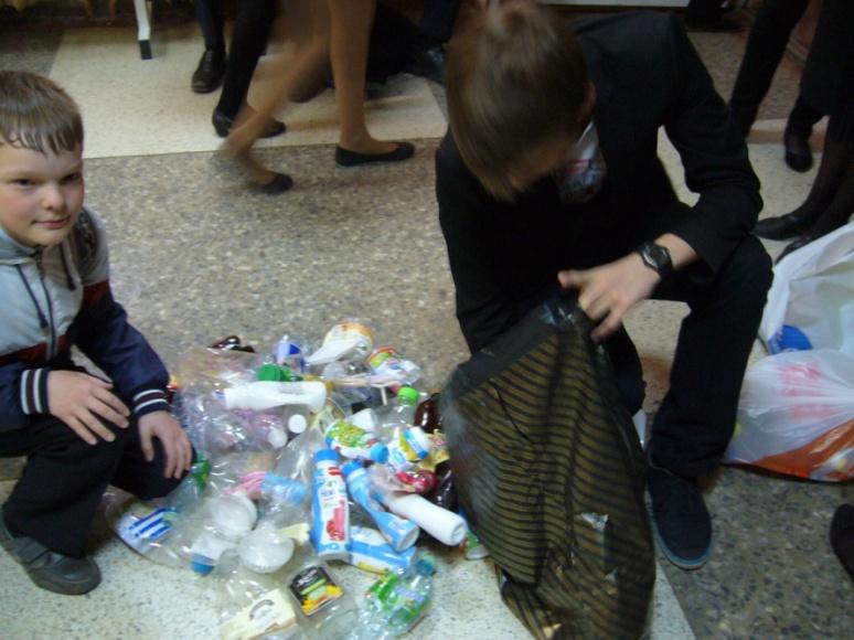 Сбор пластика (2)